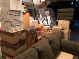 2018-8-20 Packing for Mali (1)