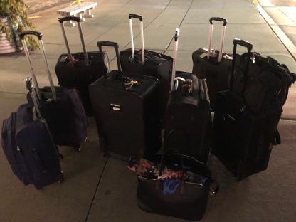 2019-10-21 Airport, Departure (1)