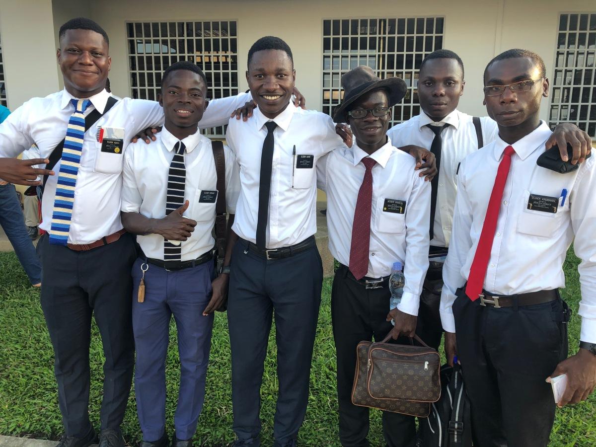 Zone Conference #3 atAbobo