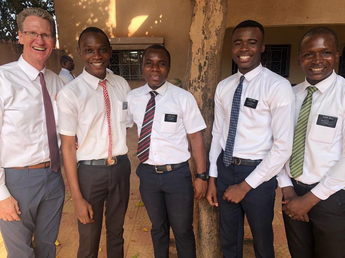 Our Bamako Elders