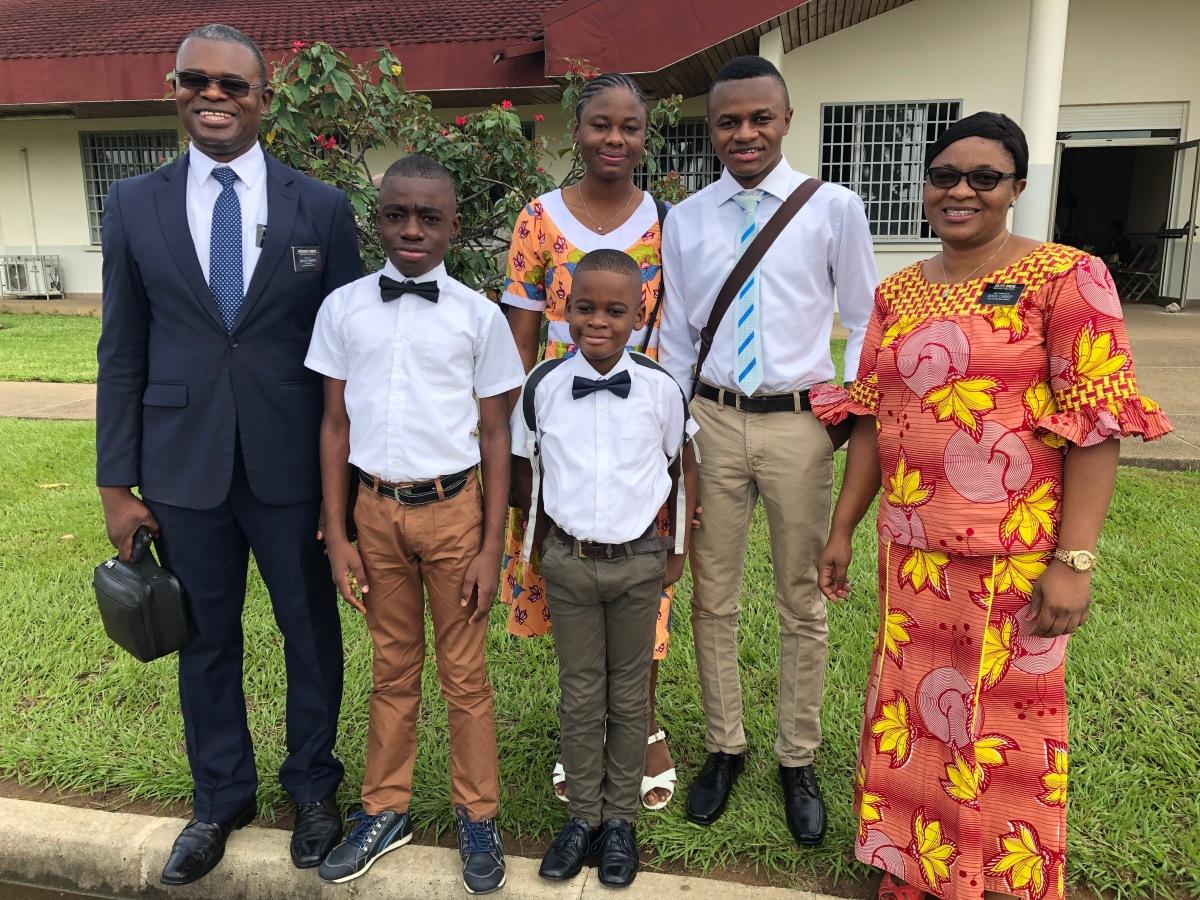 The Binene Family!
