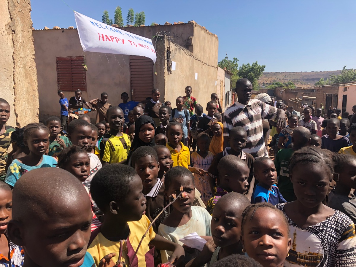 A Village Celebration inGomi