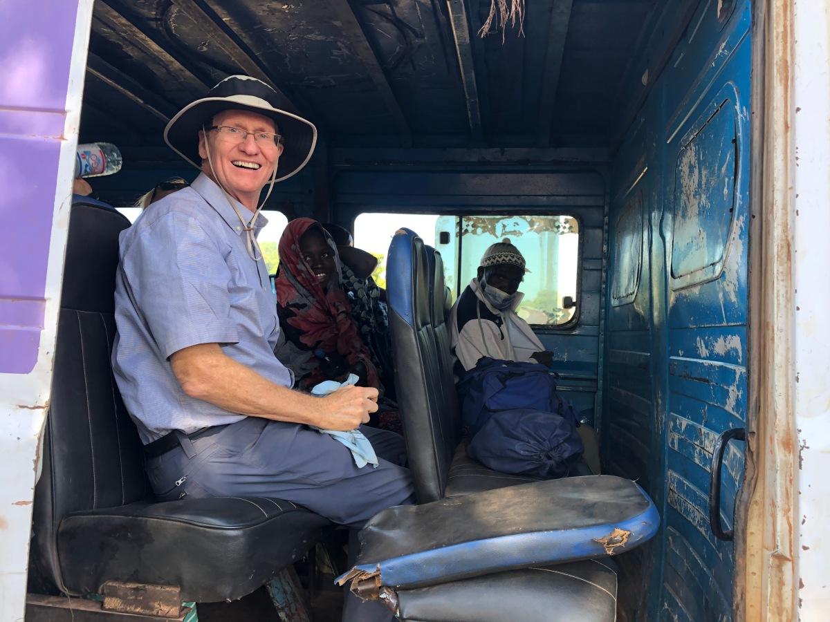 Back to Bamako!