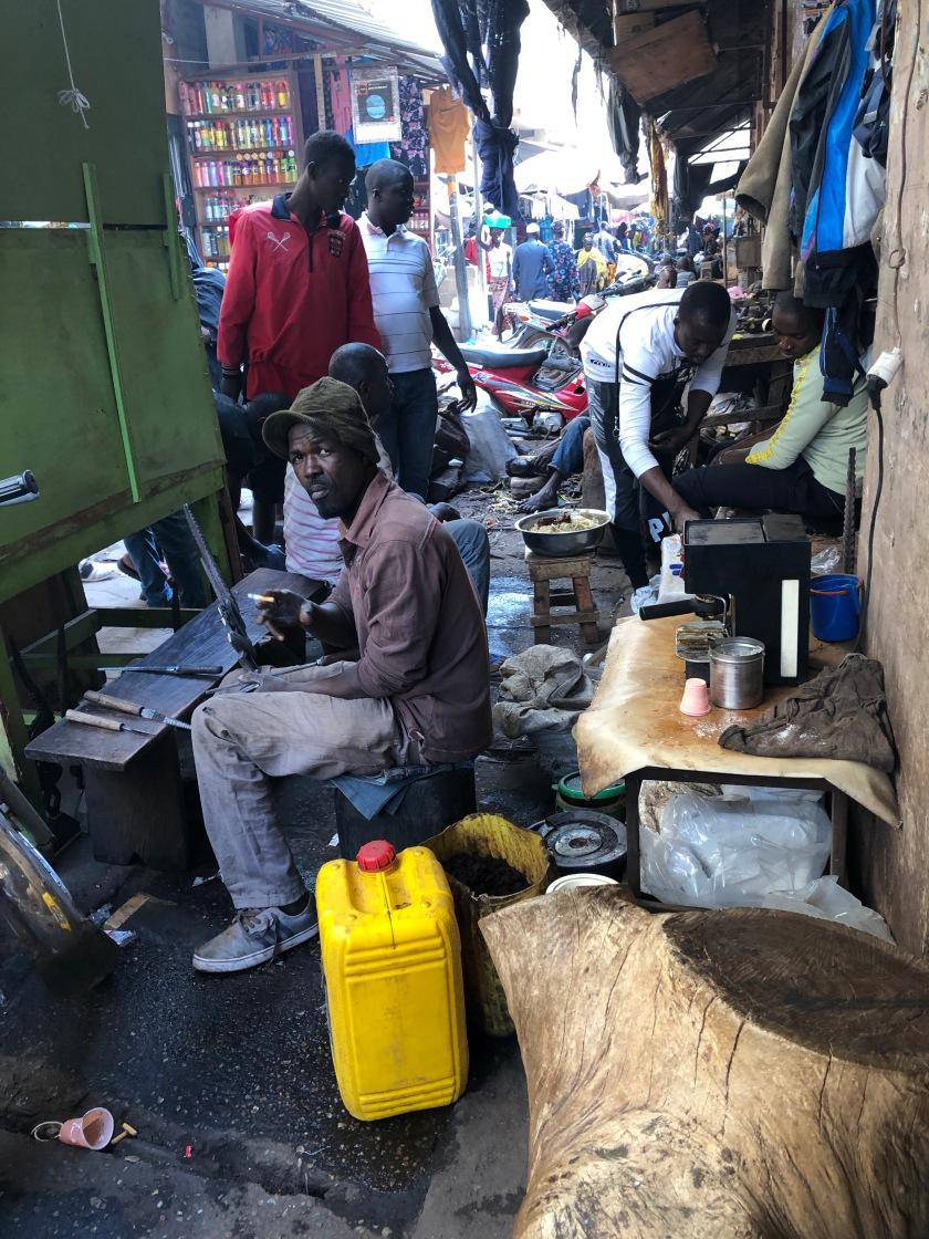 2020-1-11 Artisan Market Bamako (2)