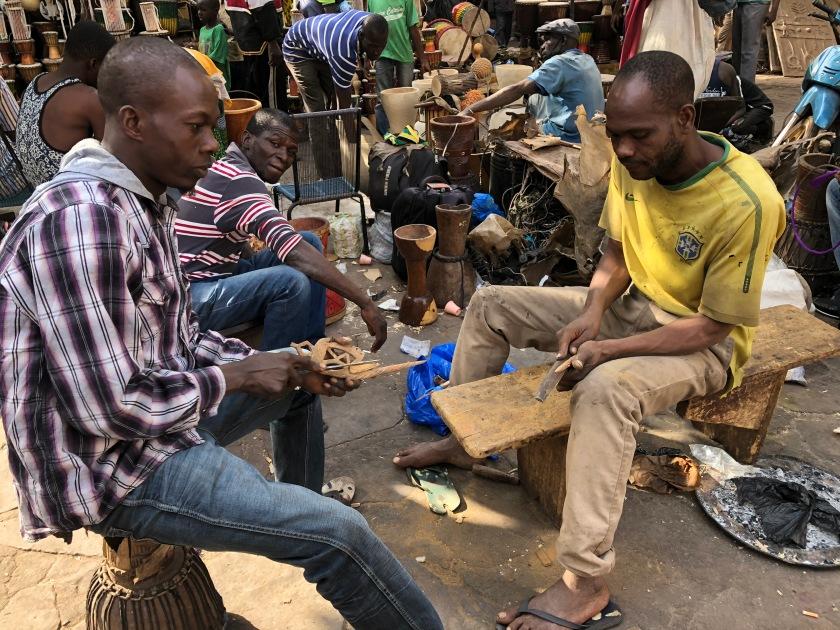 2020-1-11 Artisan Market Bamako (27)