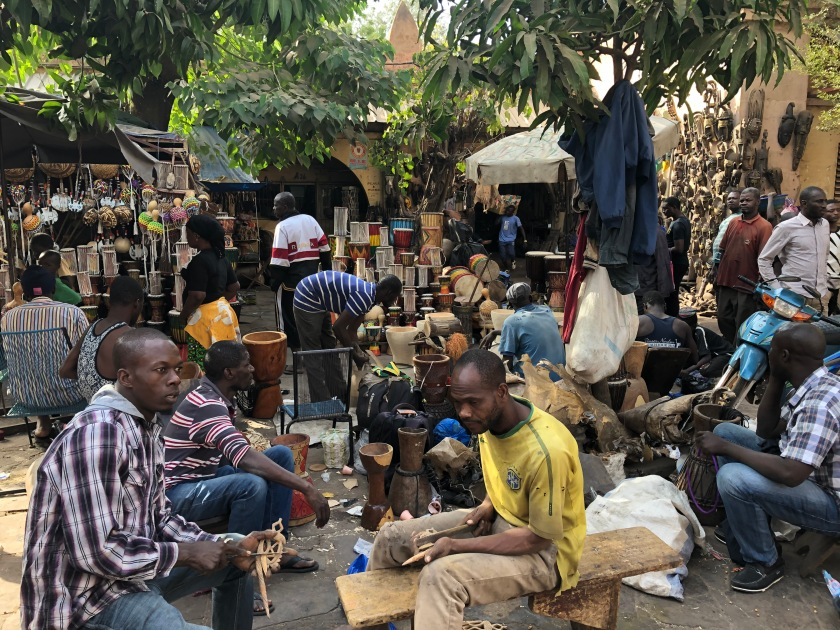 2020-1-11 Artisan Market Bamako (28)