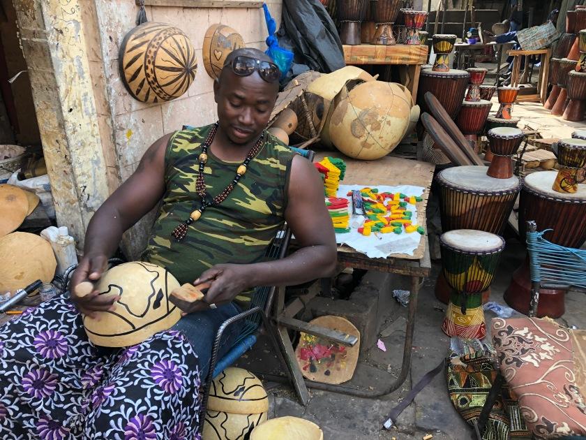 2020-1-11 Artisan Market Bamako (32)