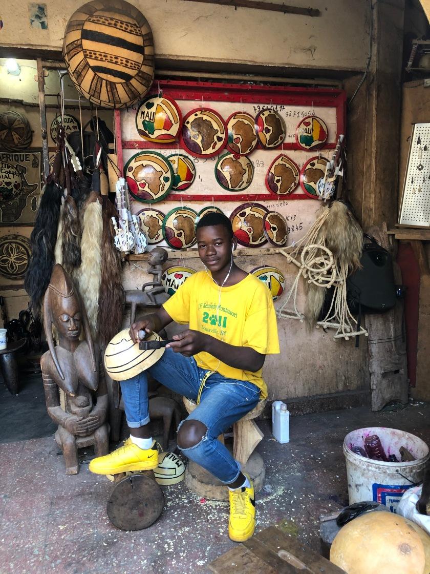 2020-1-11 Artisan Market Bamako (33)