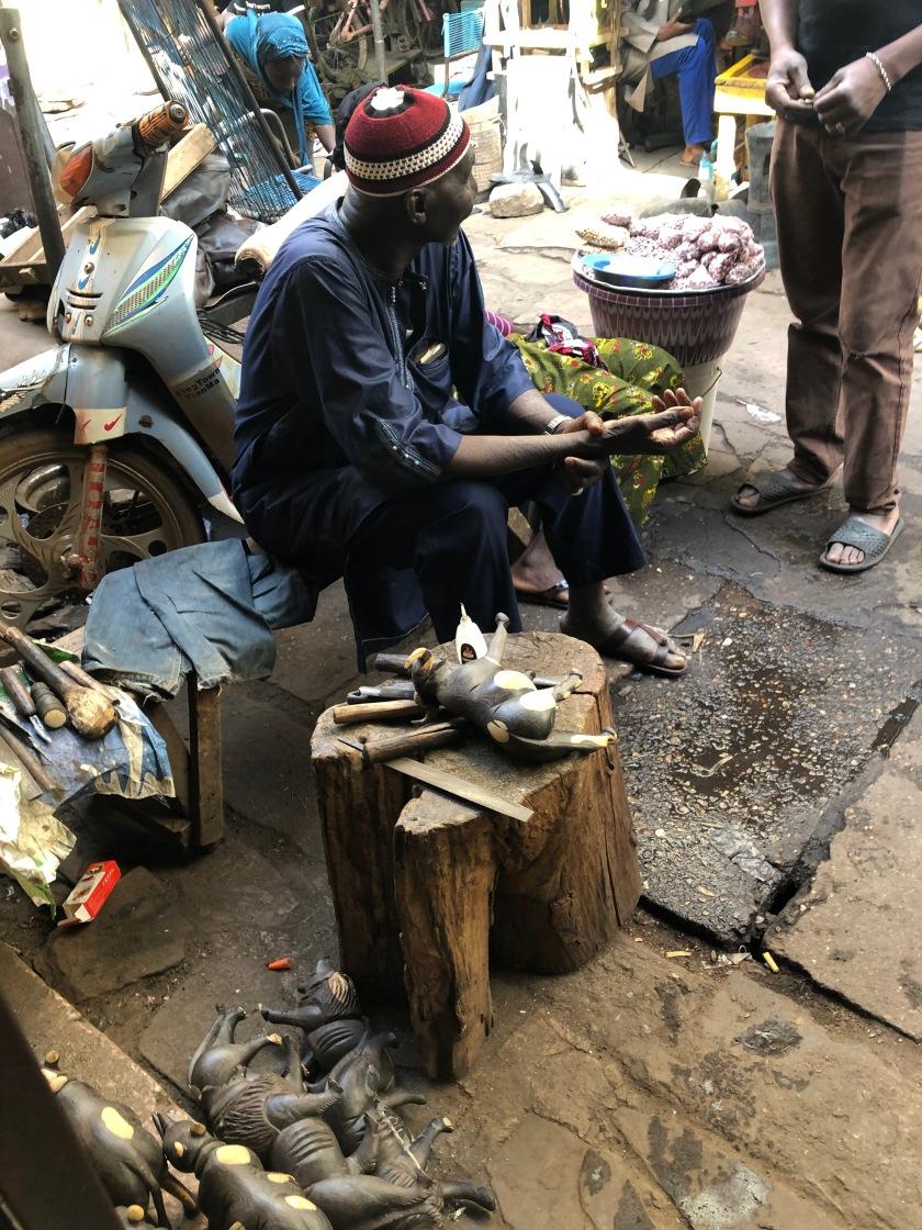 2020-1-11 Artisan Market Bamako (6)