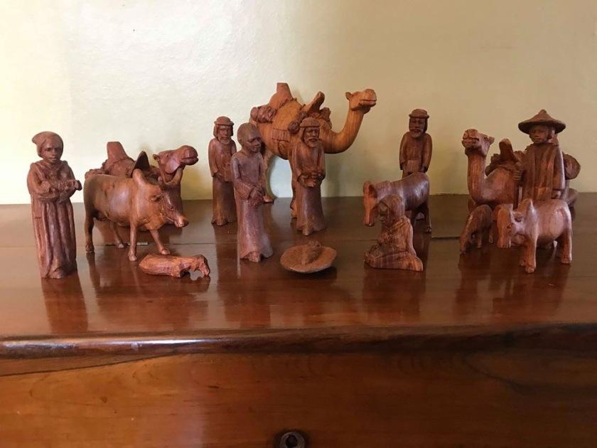 2020-1-11 Woodcarvings