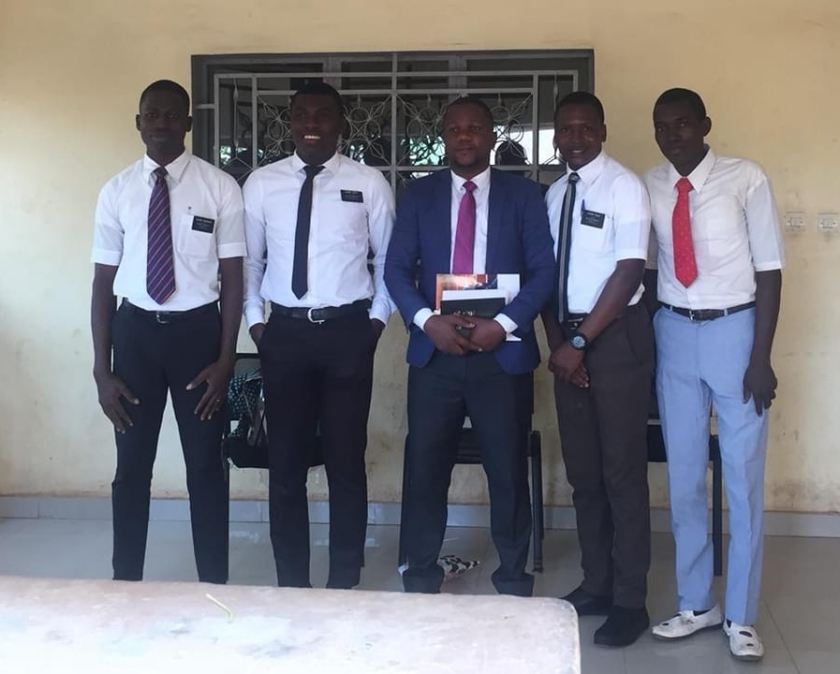 2020-1-12 Bamako Branch