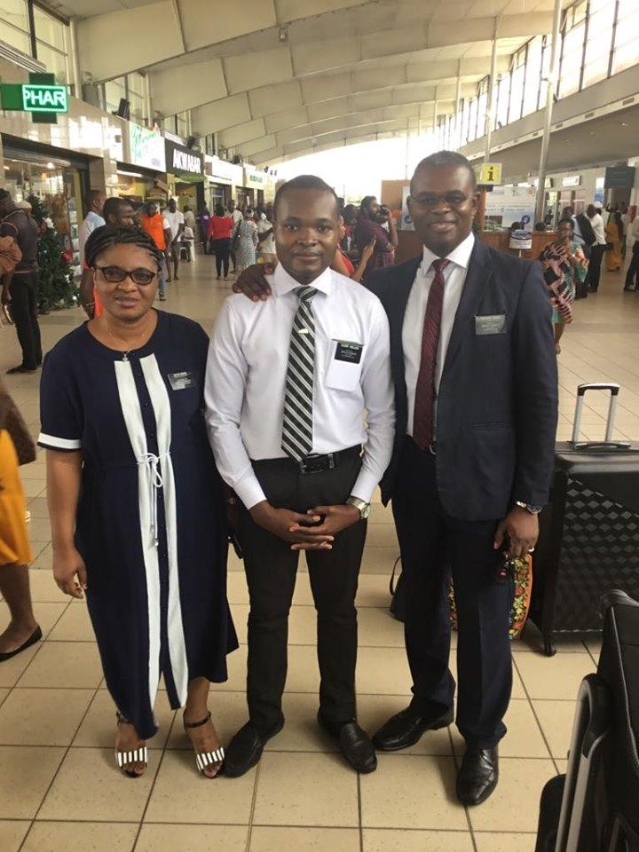 2020-1-14 Saunvee in Abidjan airport heading to Mission