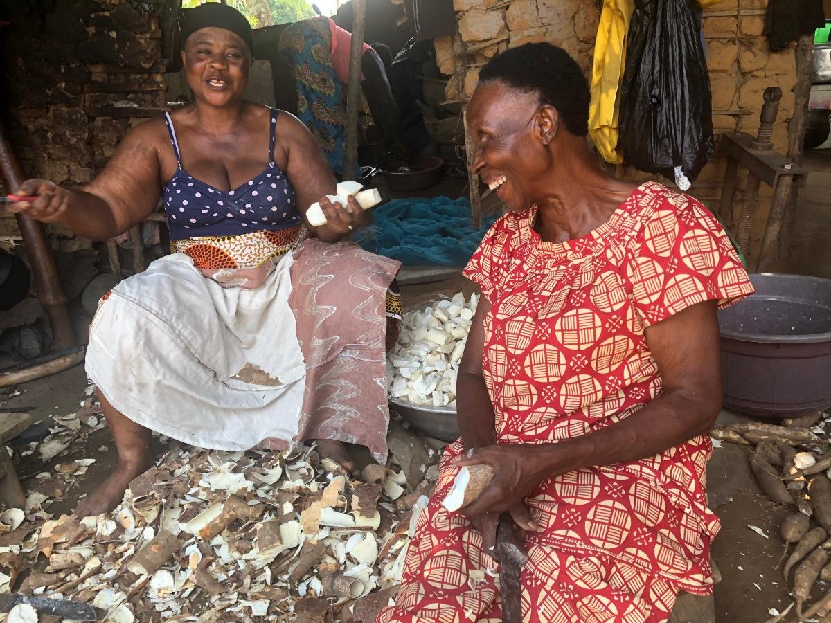 Making Attiéké–A Woman'sArt