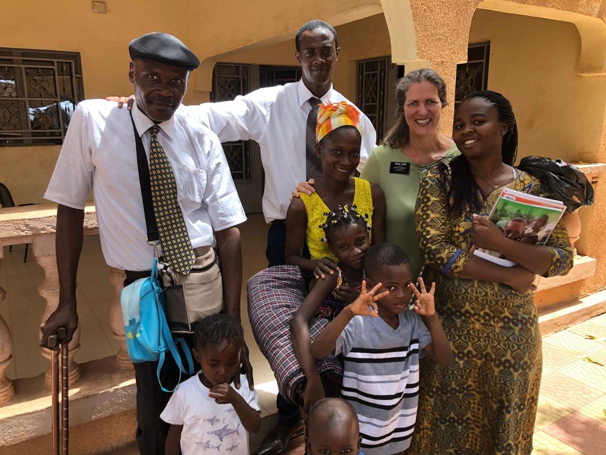 Sunday in Bamako