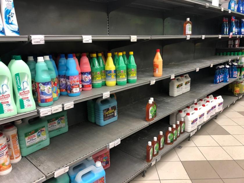 2020-3-17 Panic shopping Cap Sud Abidjan (4)