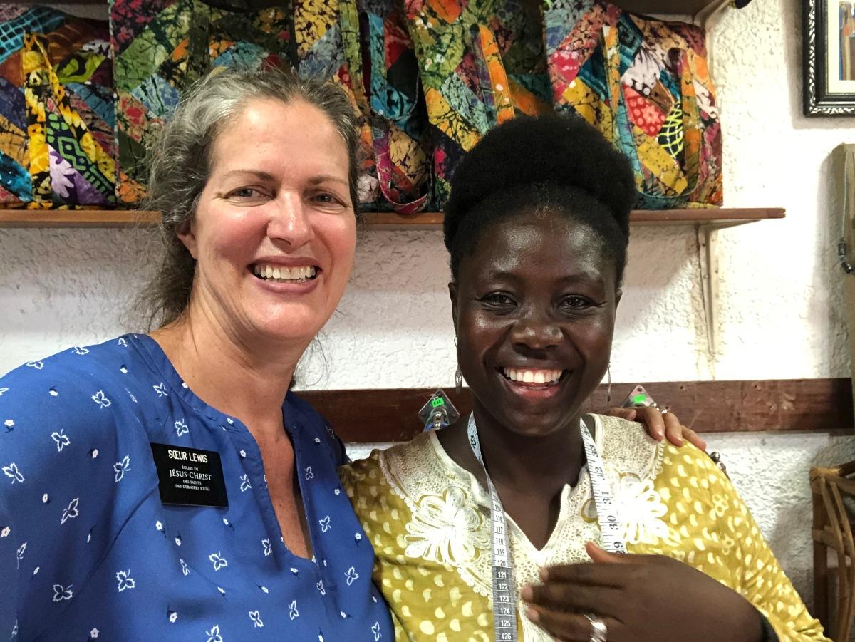 Meet Bernice Ankrah fromAccra