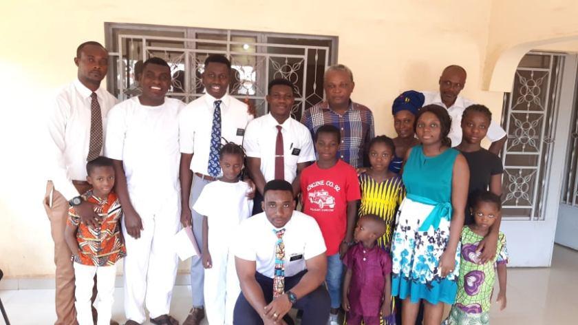 2020-7-26 Baptism Bamako Adeles daughter (2)