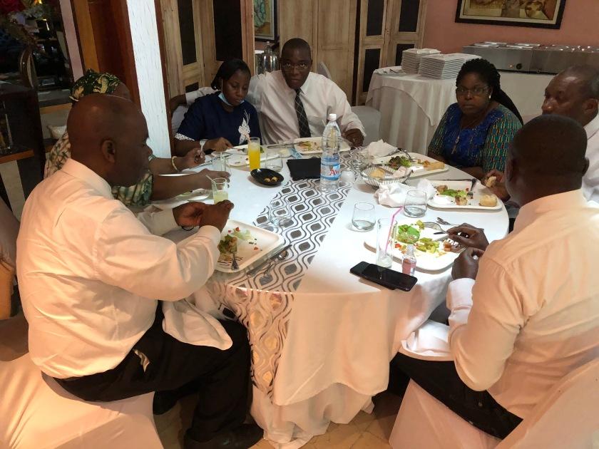 2020-7-4 Farewell Dinner, Stake Presidents (16)